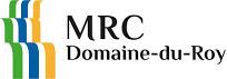 Logo de la MRC Domaine-du-Roy